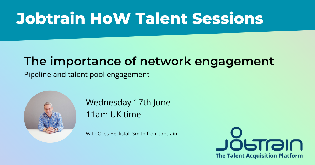 The importance of network engagement