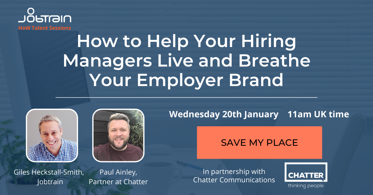 How to Help Your Hiring Managers Live and Breathe Your Employer Brand v2